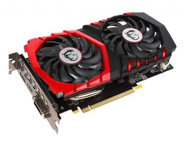 MSI Geforce GTX 1050TI Gaming X 4G Graphics Card, 4GB 912-V335-035