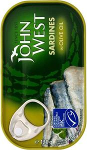 John West 120g Sardines In Olive Oil