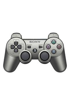 PlayStation 3 - DualShock3 Wireless Controller - Satin Silver