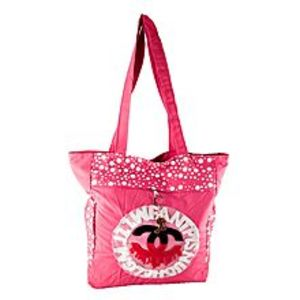 Asaan Buy Pink Leather Handbag for School and College With Keychain