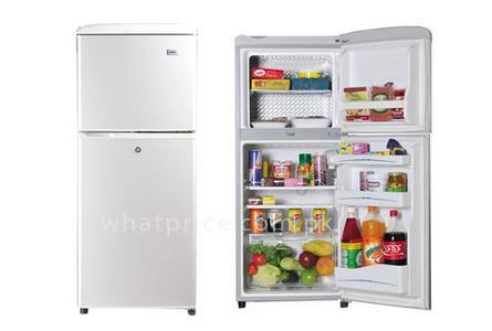 Haier HRF-155 Refrigerator - Elegent Grey