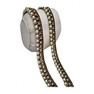 sjewelleryPearl Antique Anklet - Golden