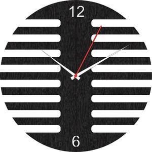 Wooden cutting wall clock / laser cutting antique wall clock (107)