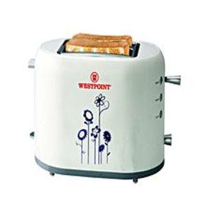 WestpointWF-2550 - Deluxe 2 Slice Pop-Up Toaster - White