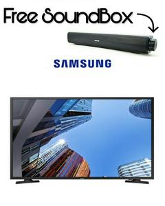 Samsung - Flat Full HD Led Tv - 32 Inches - Free Woofers - 1920 x 1080