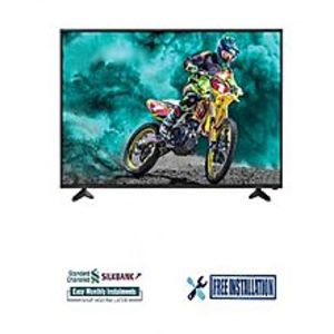 "Changhong Ruba UD49F6300L - 4K UHD LED TV with U-Max Sound Technology - 49"" - Black"