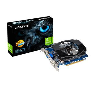 GIGABYTE NVIDIA GeForce GT 730 2GB 64-Bit DDR3 Graphic Cards (GV-N730D3-2GI)