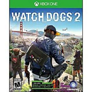 UbisoftUbisoft Watch Dogs 2 - Xbox One
