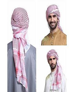 Pack Of 2 - Arab Army Scarves - Bws-9291