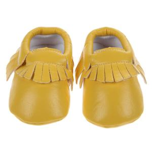 PU Leather Baby Shoes Newborn Shoes Soft Infants Crib Shoes