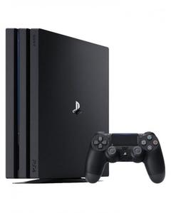 PlayStation 4 Pro 1TB - Region 2 - Black