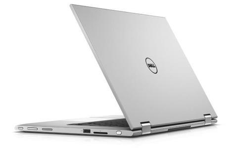 Dell Inspiron 13 7359 - 6th Gen Ci7 08GB 256GB SSD 13.3-FHD x360 Backlit KB Stylus Pen / Dos.