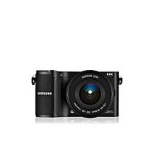 SamsungEV-NX210ZDSBME - Mirrorless Digital Camera - 20.3MP - Black