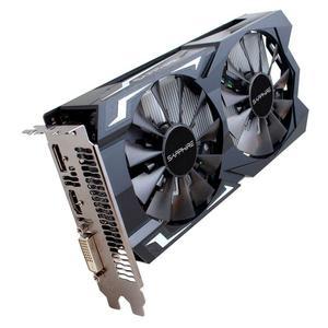 Radeon Pulse RX 560 4GB GDDR5 HDMI  DVI D  DP OC