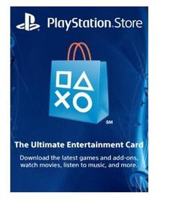 Playstation $10  Gift Card - UAE Region Code