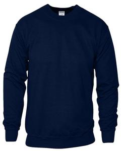 Navy Blue Winter Sweatshirt For Men