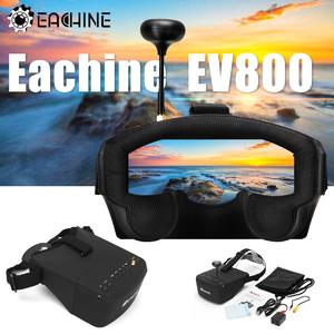 Eachine EV800 5 Inches 800x480 FPV Goggles 5.8G 40CH Raceband Auto-Searching