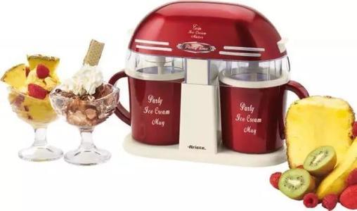 Electric Ice cream Maker / Sorbet Maker and Granitas / Dual Ice Cream Maker