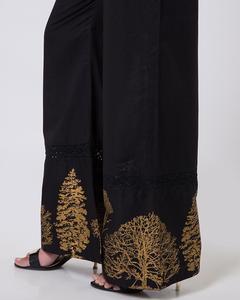 Bonanza Satrangi - J-BLACK Printed Shirt-LTS-255-14 - LTS-255-J-BLACK-8