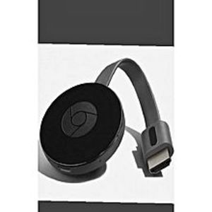 Google Chrome Cast - Black