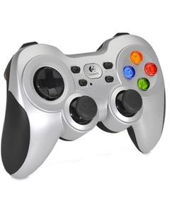 F710 - Wireless Gamepad With Vibration- Silver