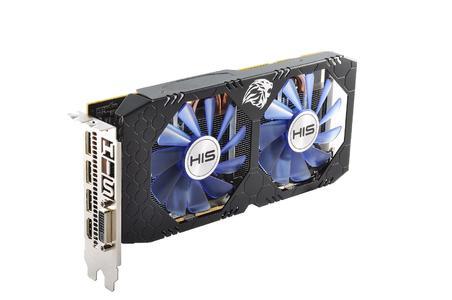 HIS RX 570 IceQ X² OC 4GB 256Bit GDDR5 Directx 12 Advanced Gaming Graphic Card