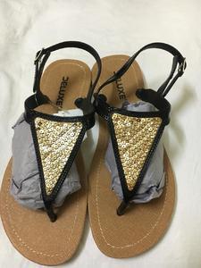 Deluxe Glitter Slippers