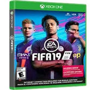 Fifa 19 - Standard Edition - Playstation 4 and Xbox Game DVD