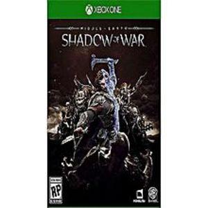 MicrosoftXbox One Middle Earth Shadow Of War