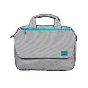 American TouristerHuemix Laptop Portfolio ? Grey/Turquoise