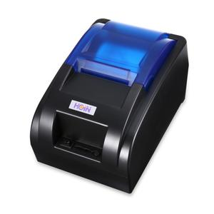 H58 USB / WiFi Portable Thermal Receipt Printer - Black