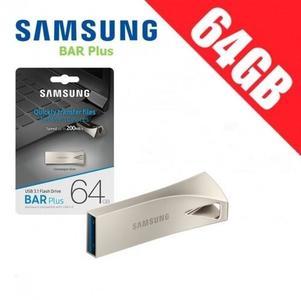 64GB SAMSUNG BAR PLUS USB NEW MODEL