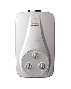 Boss Instant Gas Water Heater - K.E-Iz-7.8 CL-G-NG - Grey