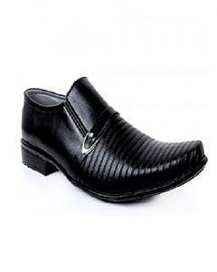 Super Black Formal Shoes For Men