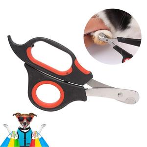 A370 Pet Cat Nail Clipper Pet Nail Trimmer and Toenail Clippers scissor Style Razor Sharp Blades Stainless Steel Professional & Safe Pet Grooming at Home