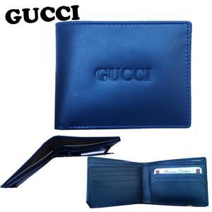 Branded GUCCI_Genuine Leather Wallet- Purse For Men- Pocket Wallet
