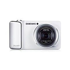 SamsungEK-GC100ZWAXSG - Galaxy Digital Camera - 16MP - White