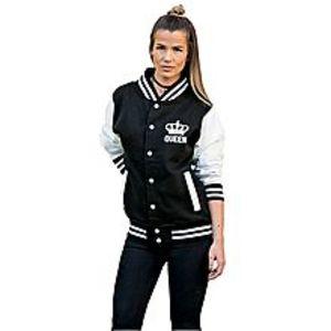 Fashion MartBlack Cotton Jacket For Women