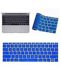 MacBook Laptop Keyboard Protector (Pattern 2) - Blue