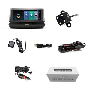 """8 Touch Auto Car DVR 4G Android WIFI GPS Video Recorder Dual Lens Dash Cam"""""""