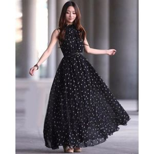 Black maxi dress in pakistan