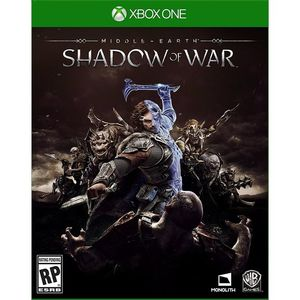 Microsoft Middle-Earth: Shadow Of War - Xbox One