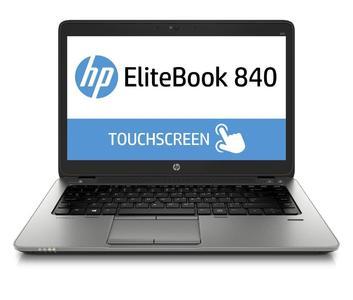 "Refurbished HP 840 G1 - 14"" TOUCH SCREEN Led - Intel Core i5 - 4th Gen (4200u) - 4GB RAM - 500GB HDD - Windows 10 (Activated) - Refurbished"