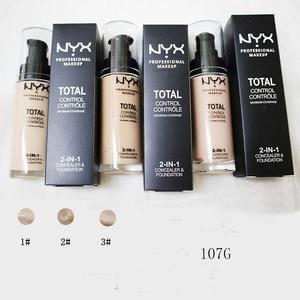 2 in 1 Concealer and Foundation #01