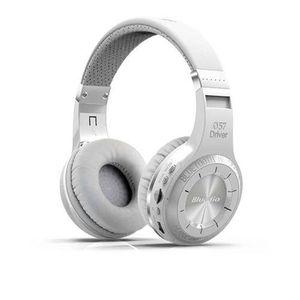Bluetooth 4.1 Stereo Wireless Headphones - H Plus - Grey
