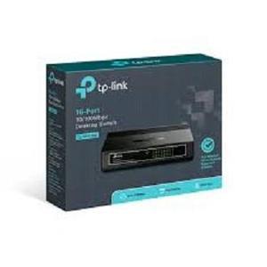 TP LINK TL-SF1016DS 16-Port 10/100Mbps Desktop/Rackmount Switch