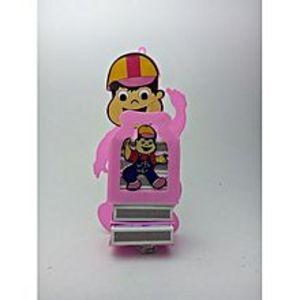 AL Barkat CollectionPack Of 5 Match Rack For Kitchen - Pink - Deal