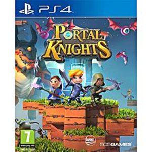 505 GamesPortal Knights: Gold Throne Edition - PlayStation 4