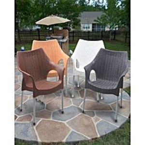 Boss4 Plastic Res Relaxo Chairs