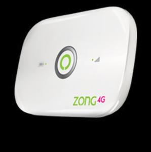 Zong 4g bolt internet device